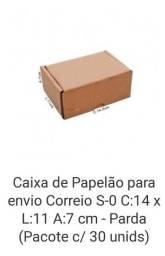 Caixa Papelao p/ Envio Correio 30 Unidades