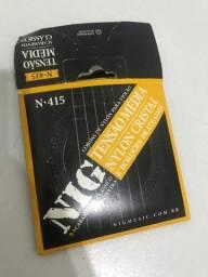 Título do anúncio: Cordas de Nylon NIG. Tensão média
