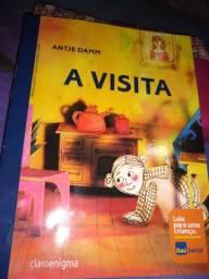 Livro:  A visita