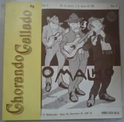 Título do anúncio: Lp O Malho 1991 Chorando Callado 2 Vinil Duplo Fenab Bmg