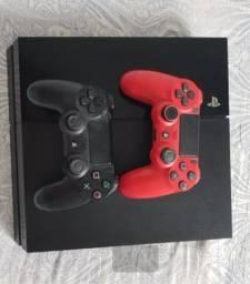 Vendo PS4 FAT 500G