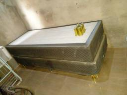 Título do anúncio: Base de cama box queem
