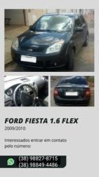 Vendo ou troco Fiesta Sedan 1.6 2010 Completo