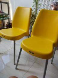 Título do anúncio: Vendo 2 cadeiras Tramontina