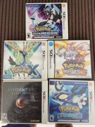 Jogos Pokemon 3ds