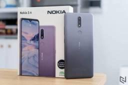 Título do anúncio: Nokia 2.4 Novo 64 GB