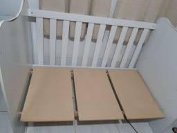 Título do anúncio: Berço e Colchão Ortobom Baby Light D18