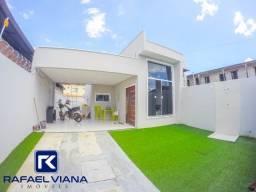 Casa 03 q. Maracanaú + Porcelanato + Porta Pivotantes