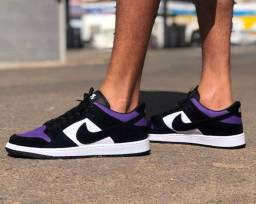 Nike dunk jordan low varias cores fotos reais dos tenis