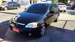 Corsa sedan premium 1.4 mod 2008 financio