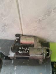 Motor de arranque cruze turbo