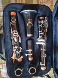 Clarinete Eagle Com Boquilha Yamaha 4C