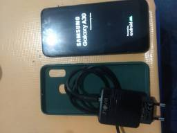 Samsung A30 TOP  64GB 4 de ram