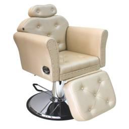 Título do anúncio: Poltrona Cadeira Para Maquiagem Peça Única Modelo Siena Maquiagem - Marca Darus Design