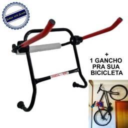 Título do anúncio: Transbike Suporte De Bicicleta Para Carro Sedan hatch 2 bikes + Suporte Expositor