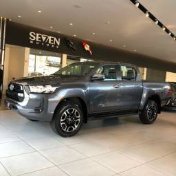 Título do anúncio: Toyota Hilux  SRV -  2021/2021 - 0 km - Emplacada!!
