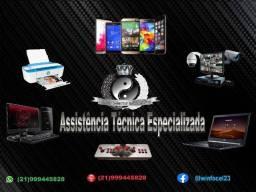 Assistência Técnica em informatica , CFTV e Smartphone e fliperama portatil