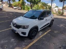 Título do anúncio: Vendo Renault Kwid Zen 1.0 branco 2019/2020 ? oportunidade única