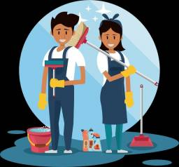 Título do anúncio: Diarista Goiania ( limpeza residencial )