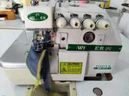 Título do anúncio: Overlock ponto cadeia máquina de costura