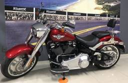 Harley Davidson Fat Boy 2019 com apenas 2mkm.