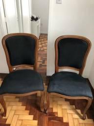 Par de cadeiras! Baixouuu