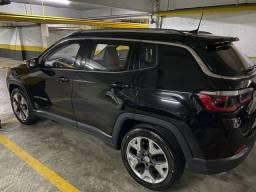 Título do anúncio: Jeep Compass Limited 2.0 Flex Automatico 2018 Blindado