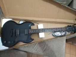 Título do anúncio: Guitarra Epiphone Goth