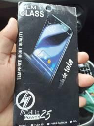 Película poco x3 NFC ou pro de vidro