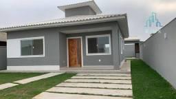 Título do anúncio: Casa com 3 dormitórios à venda, 100 m² - Itaipuaçu - Maricá/RJ