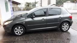 Vendo Peugeot 307 - Única Dona - IPVA 2021 pago