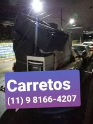 CARRETOS-FRETES CARAPICUIBA BARUERI JANDIRA OSASCO E REGIÃO