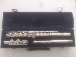 Título do anúncio: Vendo urgente Flauta Transversal
