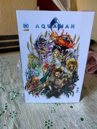 Aquaman box edição exclusiva