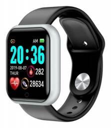 Título do anúncio: Smartwatch Y68 D20, Android & iOS, Otimo para atividade física ( Melhor custo benefício )