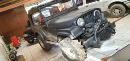 Título do anúncio: Jeep Ford