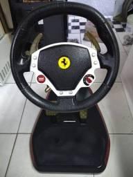 Simulador thrustmaster gt cockpit v3 ferrari
