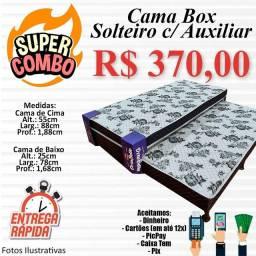SUPER PROMOÇÃO DE CAMAS BOX