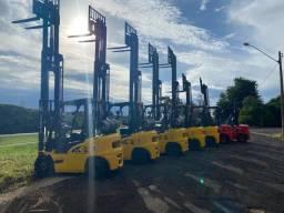 Empilhadeiras Novas Zero 2021 - Toyota yale Clark Hangcha hyster