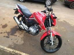 Honda titan 160 impecavel