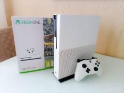 Xbox One S com jogos e acessórios - @iClick.imports