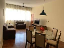 Lindo apartamento mobiliado de 2 quartos com suíte
