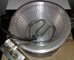 Fritadeira elétrica 3,5 L com Termostato-Barreiros