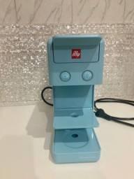 Título do anúncio: Maquina De Cafe Espresso Capsula Illy Azul 110