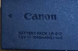 bateria canon LP -17