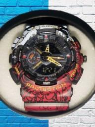 Título do anúncio: Relógio Casio G-Shock 1°Linha One Piece - Promoção