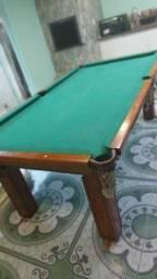 Vendo mesa área de jogo pedra de ardósia