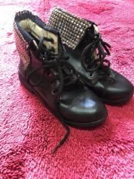 Lote sapatos infantis
