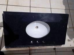 PIA mármore banheiro