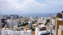 Cobertura Triplex, vista mar, 6 quartos suítes, Graça, Salvador, Bahia